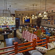 Американское кафе «Бенджамин»