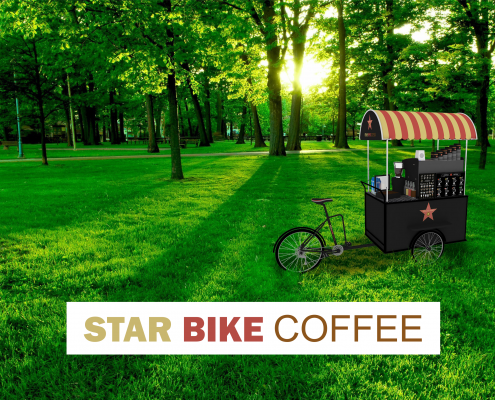 Обложка Star Bike Coffee