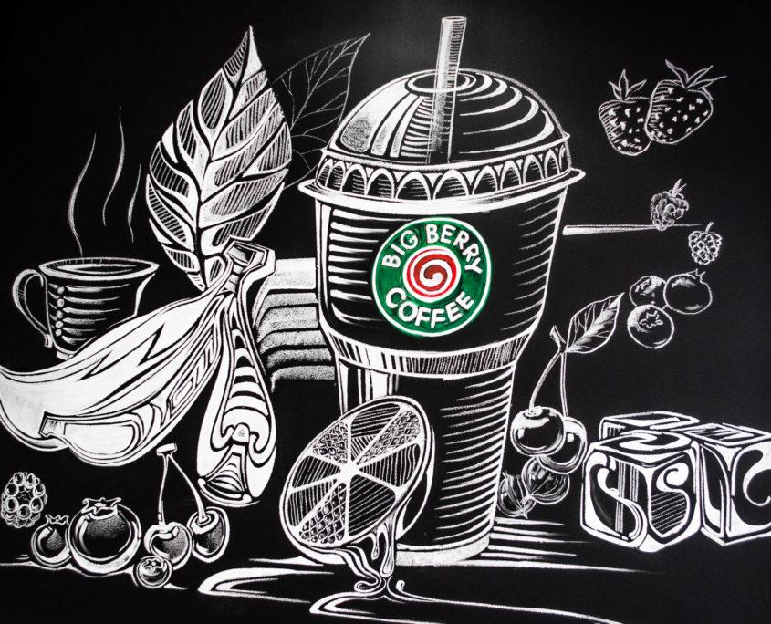BIG BERRY COFFEE