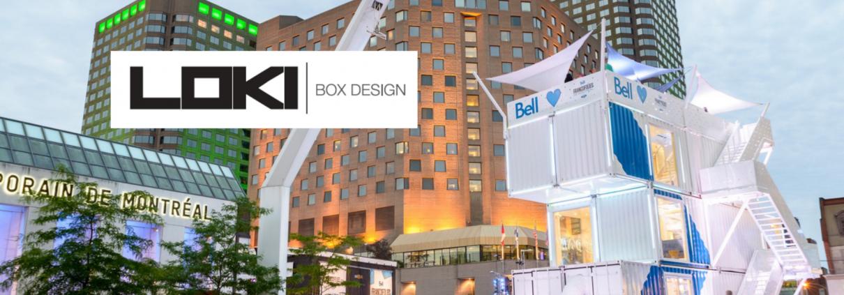 Loki Box Design